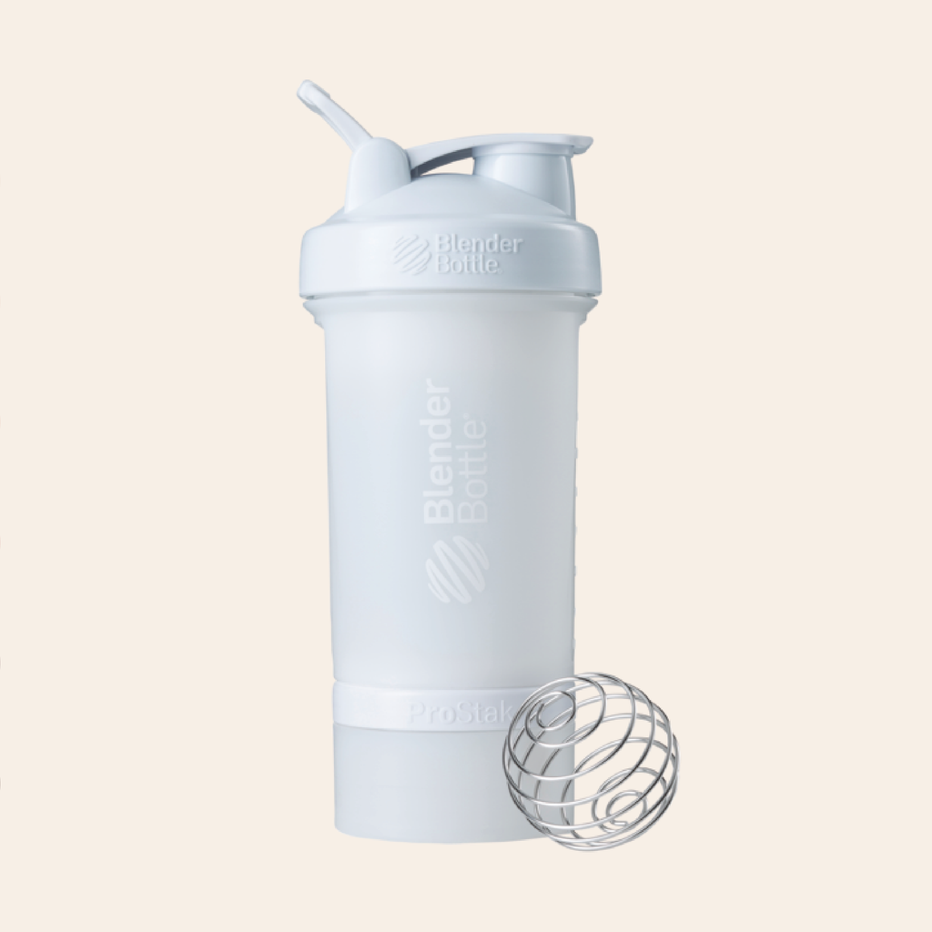 BlenderBottle ProStak 22oz - White