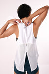 BREEZE TANK - WHITE