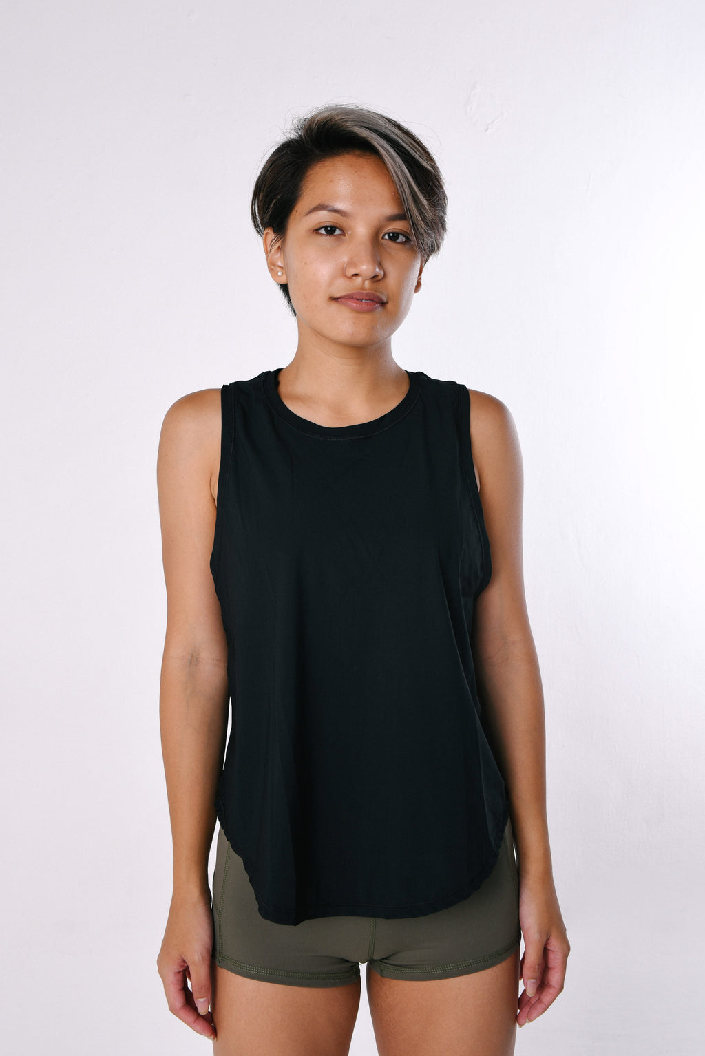 BREEZE TANK - BLACK