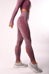 IMPULSE LEGGING - RUBY RED