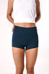 FLEX SHORTS - DEEP TEAL