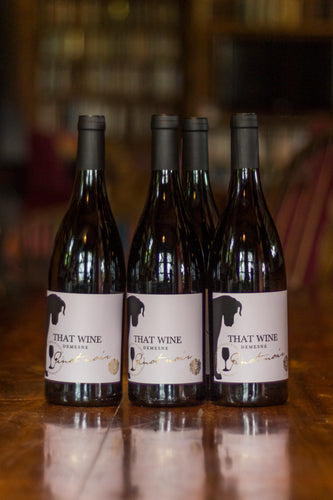 That Wine - Pinot Noir (per case of 6)