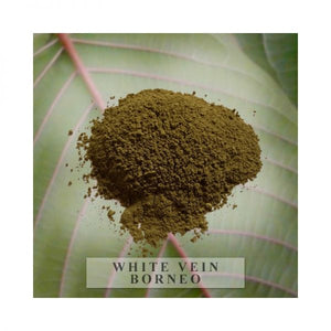 White Borneo Kratom Powder