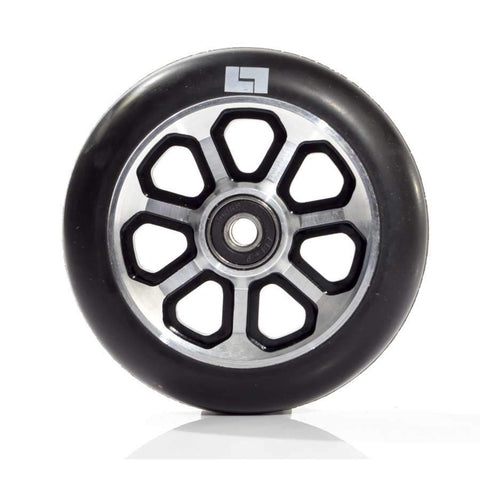 Logic Spur Wheel - Black/Raw