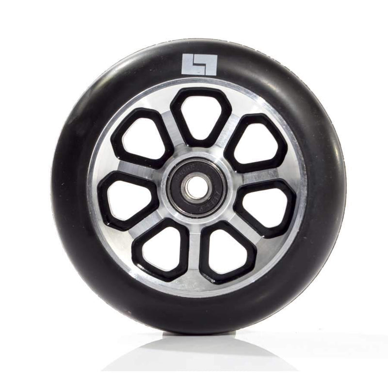 Logic Spur Wheel - Black/Raw Stunt Scooter Logic