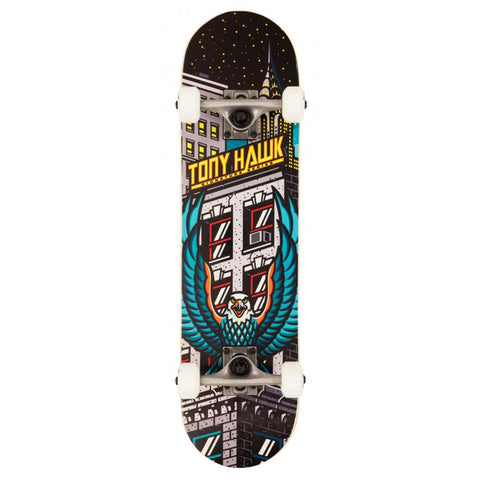Tony Hawk 180 Complete Skateboard 7.375, Downtown Mini