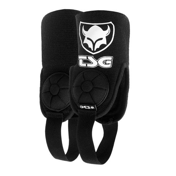 TSG Single Ankle-Guard Cam, Black Protection TSG Large-XLarge
