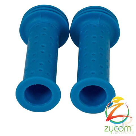 Zycom Cruz/Zipster Scooter Grips, Blue
