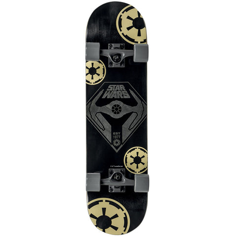 "Star Wars SKB Tie-Fighter Cruiser Complete Skateboard 31""x8"""
