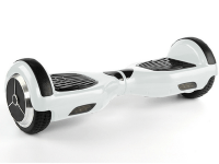 iSkute Electric Segway Balance Board, White