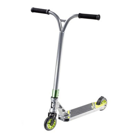 Slamm Scooters Urban VI Complete Stunt Scooter, Green
