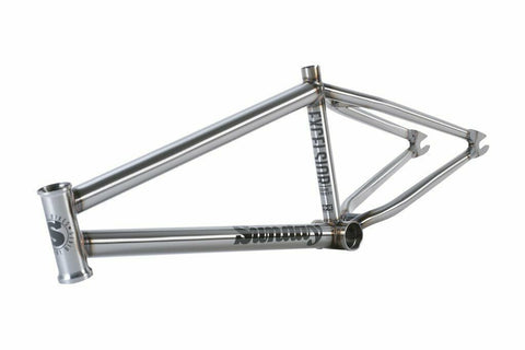 SUNDAY EXCELSIOR BMX FRAME, RAW