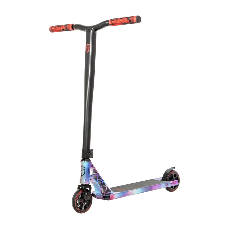Grit Elite Complete Stunt Scooter, Neo Painted/Black