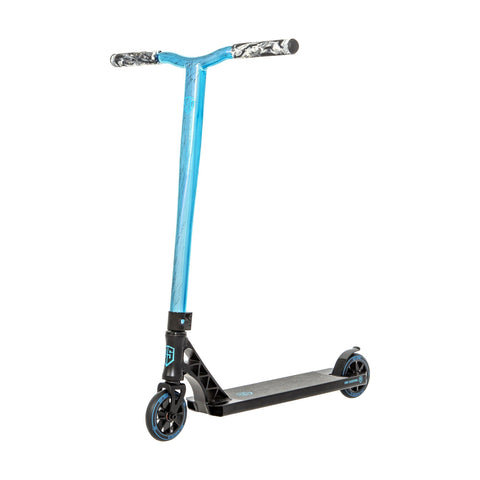 Grit Elite Complete Stunt Scooter, Vapour Blue/Black