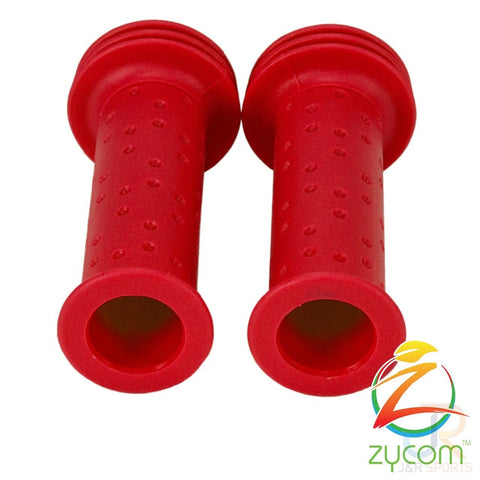 Zycom Cruz/Zipster Scooter Grips, Red