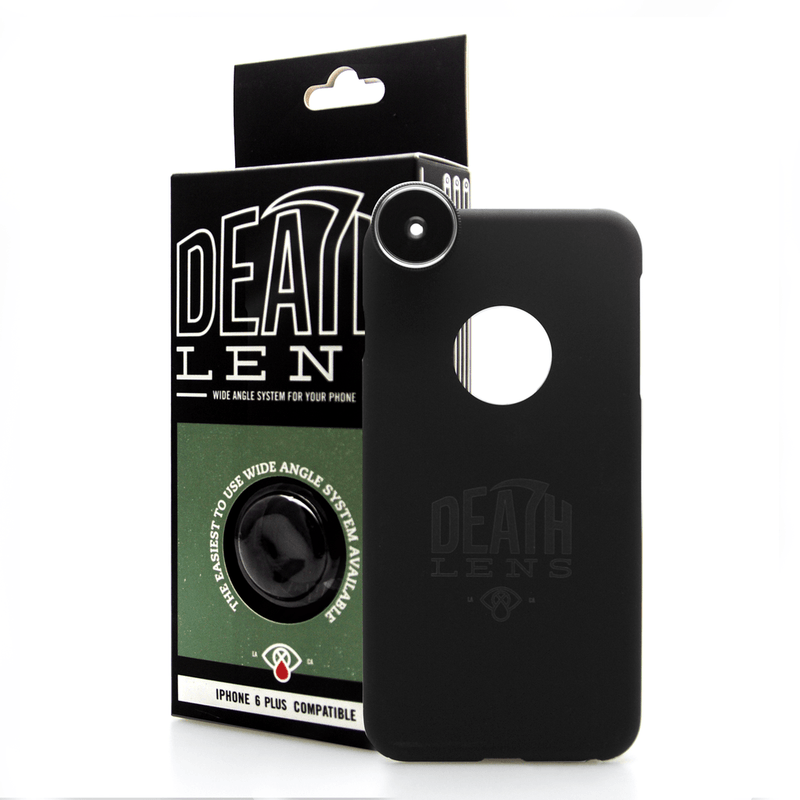 Death Lens For Your iPhone - iPhone 6 Plus Wide Angle Accessories Death Lens