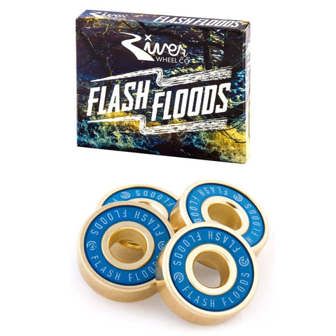 River Wheels Flash Flood Scooter Bearings