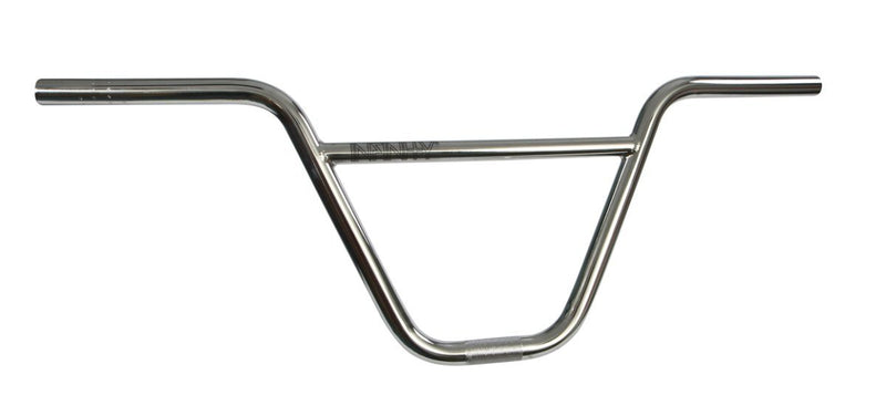 Xposure Bikes Infinity Bars 9.25, Chrome BMX Xposure