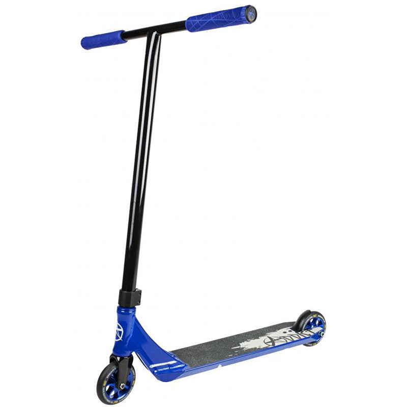 Addict Complete Scooter Defender - Blue/Dark Grey Complete Scooter Addict