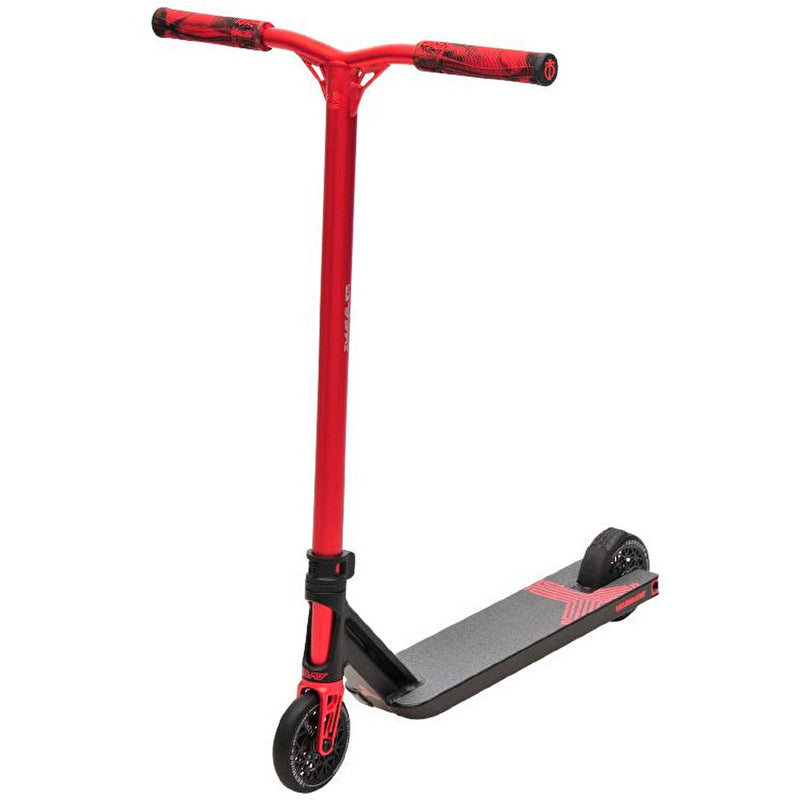 Triad Stunt Scooter Delinquent - Black/Red Complete Scooters Triad