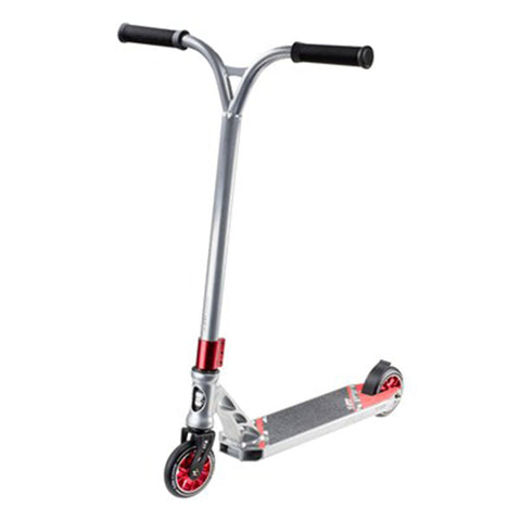 Slamm Scooters Urban VI Complete Stunt Scooter, Red
