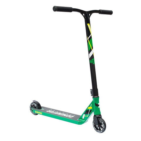 Dominator Scooters 2017 Airborne - Green/Black