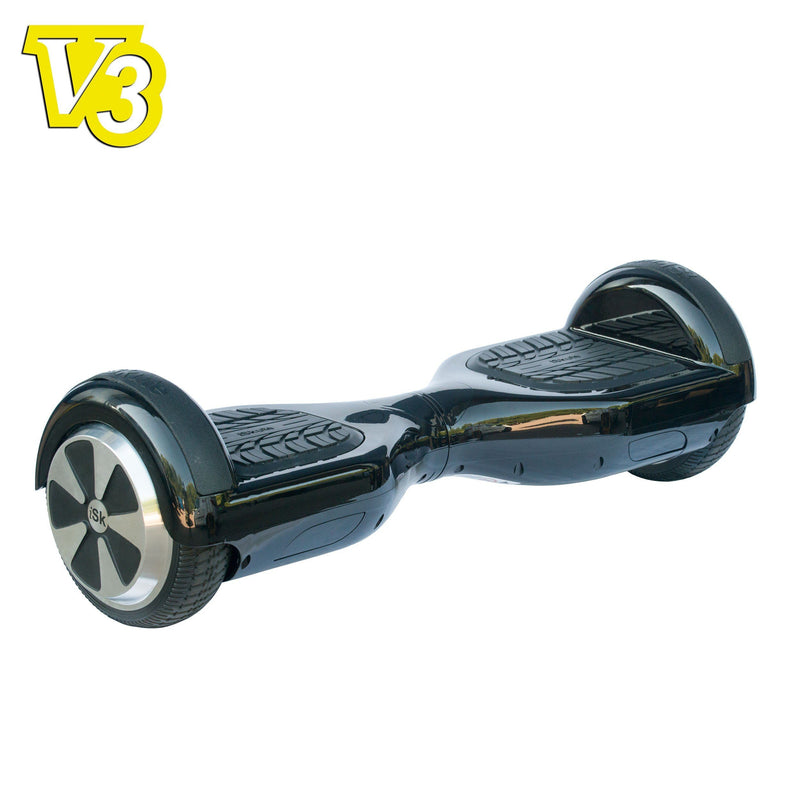 iSkute Balance Board V3 - Black Electric Scooter iSkute