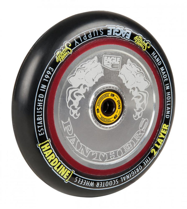 Eagle Supply Wheel 115mm H/Line 2/L Hollowcore Panthers Stunt Scooter Eagle Supply Co