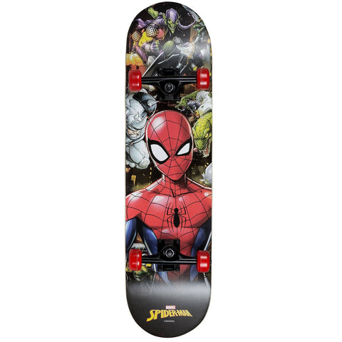 "Spider-Man The Evil Complete Skateboard 31""x8"""