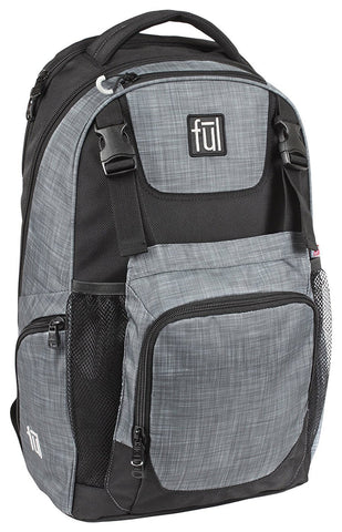 FUL Nomad Backpack Black/Grey