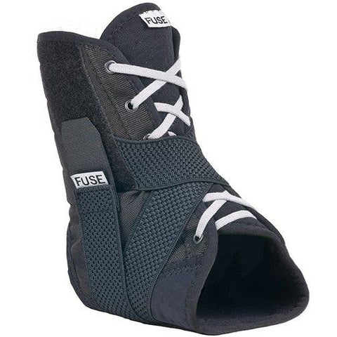 Fuse Protection Full Ankle Support, Black
