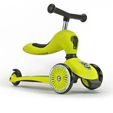 Scoot And Ride Highwaykick 1 Lime
