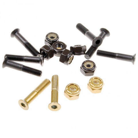 Shake Junt Bolts, Gold