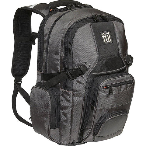 FUL Everyman Backpack Silver
