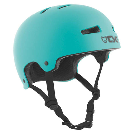 TSG Protection Evolution Skate/BMX Helmet, Petrol Teal