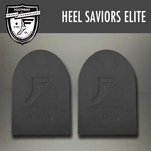 Footprint Insoles KingFoam Elite Heel Saviours
