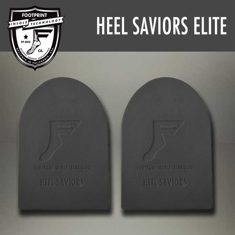 Footprint Insoles KingFoam Elite Heel Saviours Protection Footprint