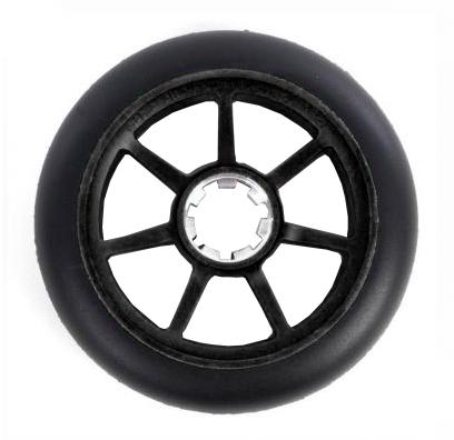 Ethic DTC Incube Wheel Black and black