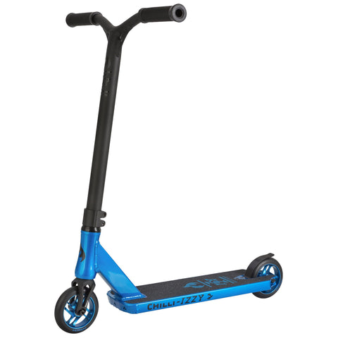Chilli Pro Scooters Izzy Pro Complete Stunt Scooter, Sky