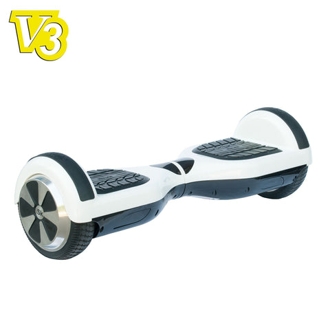 iSkute Balance Board V3 - White/Black