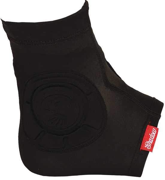 Shadow Invisa-Lite Ankle Guards, Black Protection Shadow Conspiracy