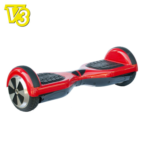 iSkute Balance Board V3 - Red/Black