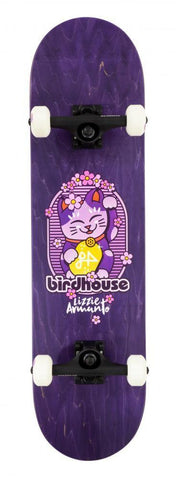 "Birdhouse Skateboards Stage 3 Complete Skateboard 8.0"" Armanto Maneki Neko"