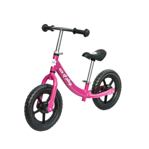 Ace Of Play Childrens Balance Bike, Pink