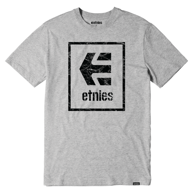 Etnies Bloodline Icon Tshirt, Grey/Heather Clothing Etnies XX Large