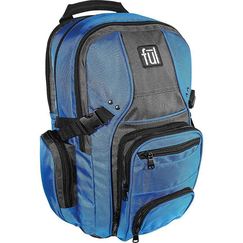 FUL Everyman Backpack Blue