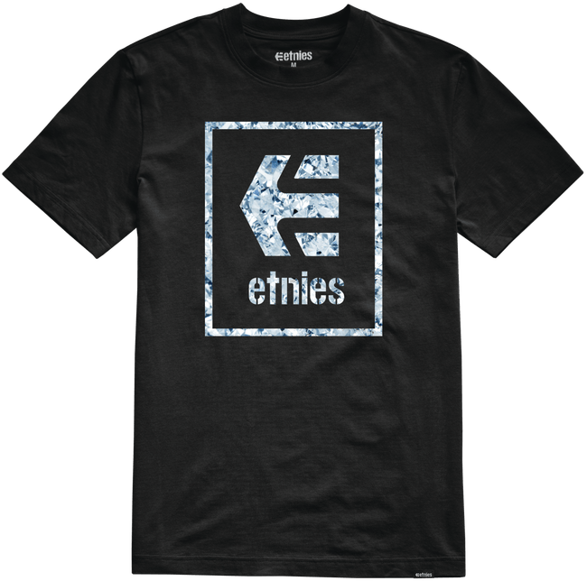 Etnies Bloodline Icon Tshirt, Black Clothing Etnies XX Large