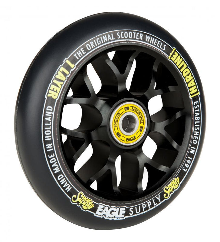 Eagle Supply Wheel 110mm H/Line 1/L Hollowcore Panthers Stunt Scooter Eagle Supply Co