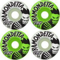 Spitfire Wheels, Ramondetta Pro Ghouls 52mm