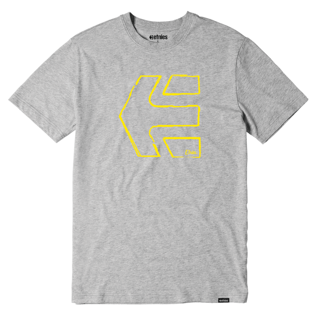 etnies sketch outline grey:heather
